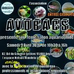 7 ème Salon Aquariophile à Argenteuil (95), le samedi 09 avril 2016