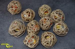 Jouet : fabriquez un nid garni pour vos perroquets (tutoriel, test, avis, prix)