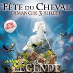 67 ème Fête du cheval à Menomblet (85), le dimanche 03 juillet 2016