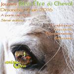 5 ème Journée Bien-Être du cheval à Strasbourg (67), le dimanche 12 juin 2016