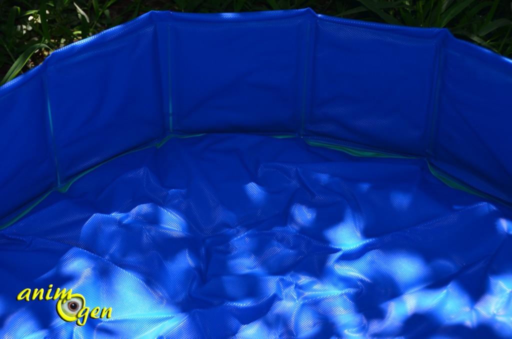 Accessoire pour chien et furet : piscine Doggy Pool de Karlie (test, avis, prix)