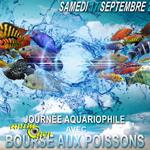 Journée aquariophile avec Bourse aux poissons à Marseille (13), le samedi 17 septembre 2016