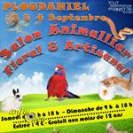 18 ème Salon animalier, floral et artisanal à Ploudaniel (29), du samedi 03 au dimanche 04 septembre 2016