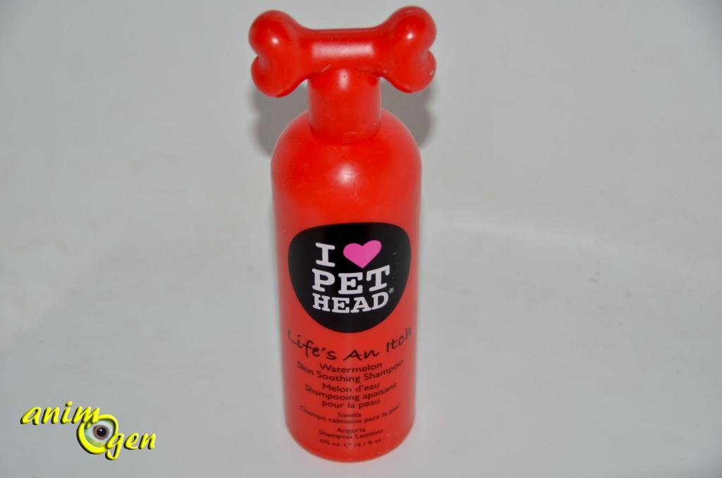 """Shampoing Anti Itch de """"I Love Pet Head"""" pour chiens (test, avis, prix)"""