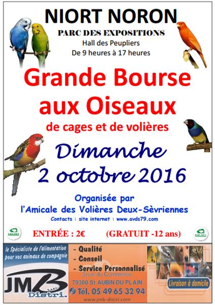 Grande bourse aux oiseaux de cages et de voli res niort for Parc des expositions niort