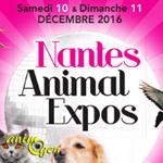 Nantes Animal Expos à Nantes (44), du samedi 10 au dimanche 11 décembre 2016