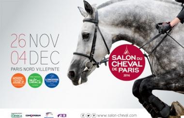Salon du cheval paris 93 du samedi 26 novembre au for Adresse salon du cheval paris