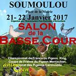 12 ème Salon de la Basse-cour à Soumoulou (64), du samedi 21 au dimanche 22 janvier 2017