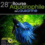28 ème Bourse aquariophile à Lausanne (Suisse), le samedi 25 février 2017