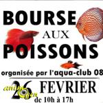 Bourse aux poissons à Charleville Mézières (08), le dimanche 26 février 2017