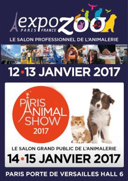 Expozoo paris animal show paris 75 du jeudi 12 au for Salon des animaux 2017