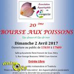20 ème Bourse aux poissons à Cran Gevrier (74), le dimanche 02 avril 2017