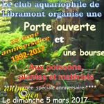 Bourse aux Poissons, Plantes et Matériels à Libramont (Belgique), le dimanche 05 mars 2017