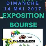 Exposition-Bourse aux poissons, reptiles et oiseaux à Badonviller (54), le dimanche 14 mai 2017