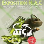 Exposition de nouveaux animaux de compagnie (NAC) à Grugies (02), le dimanche 21 mai 2017