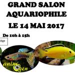 Grand Salon Aquariophile à Ans (Belgique), le dimanche 14 mai 2017