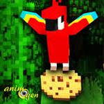 Scandale : des cookies au chocolat pour les perroquets de Minecraft !